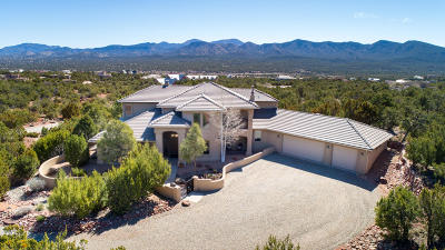 Sandia Park Single Family Home For Sale: 29 Abiquiu Court