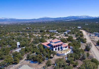 Sandia Park Single Family Home For Sale: 1007 Gunsmoke Road