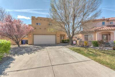 Single Family Home For Sale: 7100 Santa Rita Place NE