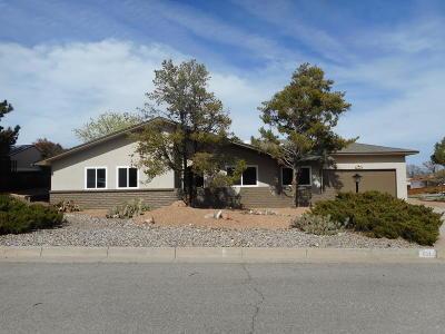 Albuquerque, Rio Rancho Single Family Home For Sale: 704 Norfolk Court SE