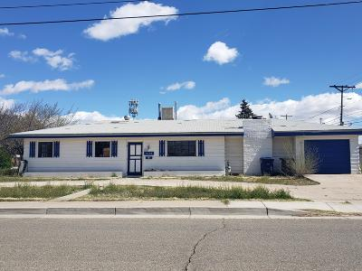 Albuquerque Single Family Home For Sale: 3136 Manzano Street NE