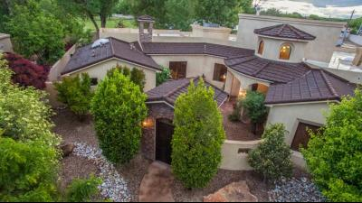 Albuquerque Single Family Home For Sale: 1000 Novak Lane NW