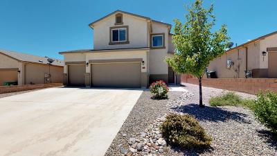 Rio Rancho Single Family Home For Sale: 205 Landing Trail NE