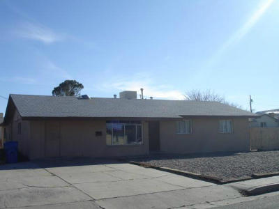 Socorro County Single Family Home For Sale: 604 Medley Street