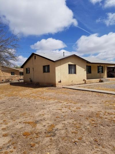 Los Ranchos Single Family Home For Sale: 627 Ranchitos Road NW