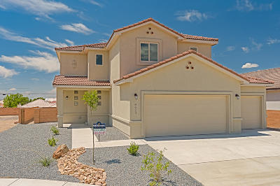 Single Family Home For Sale: 8623 Sol Vita Court NE