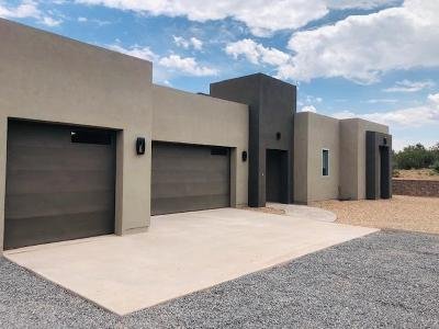 Placitas, Bernalillo Single Family Home For Sale: 103 Diamond Tail Road