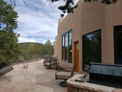Tijeras, Cedar Crest, Sandia Park, Edgewood, Moriarty, Stanley Single Family Home For Sale: 12 Kennedy Lane