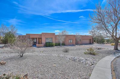 Single Family Home For Sale: 9812 San Bernardino Avenue NE