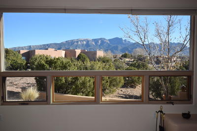 Placitas Single Family Home For Sale: 14 Desert Mountain Road