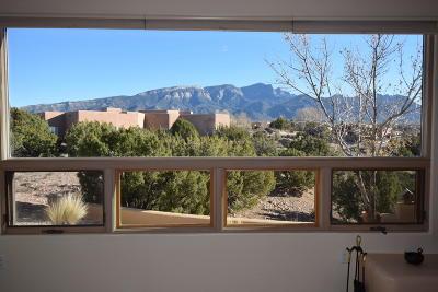 Bernalillo, Placitas Single Family Home For Sale: 14 Desert Mountain Road