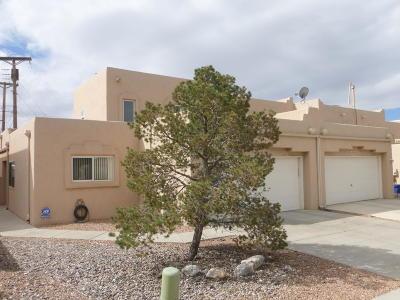 Albuquerque Attached For Sale: 11236 Campo Del Sol Ave NE