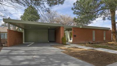 Single Family Home For Sale: 1605 Morningside Drive NE