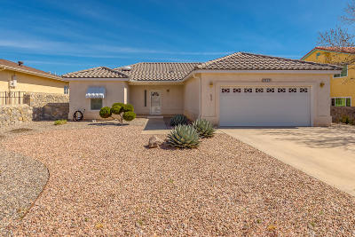 Albuquerque, Rio Rancho Single Family Home For Sale: 2829 Mesa Road SE