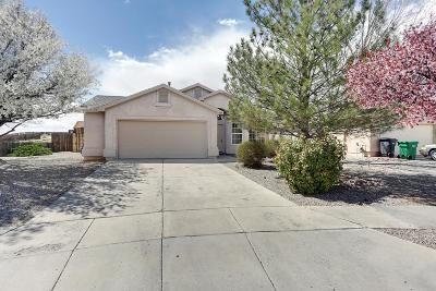 Rio Rancho Single Family Home For Sale: 3001 Pagosa Meadows Drive NE