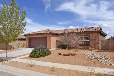 Valencia County Single Family Home For Sale: 600 Promenade Trail SW