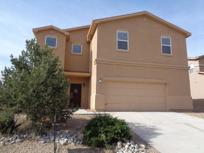 Valencia County Single Family Home For Sale: 3561 Lone Tree Street