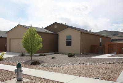 Los Lunas Single Family Home For Sale: 1810 Camino Rustica