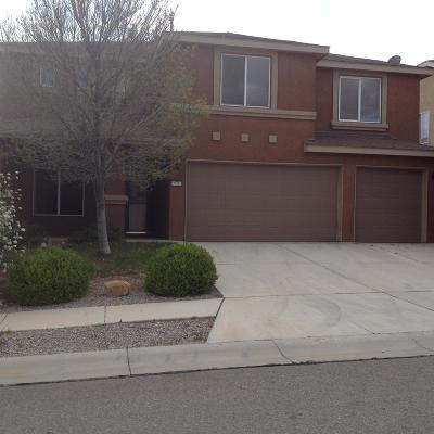 Los Lunas Single Family Home For Sale: 971 Carnival Court NW