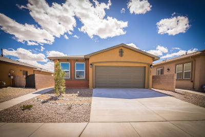 Los Lunas Single Family Home For Sale: 251 Rio Chama Circle SW