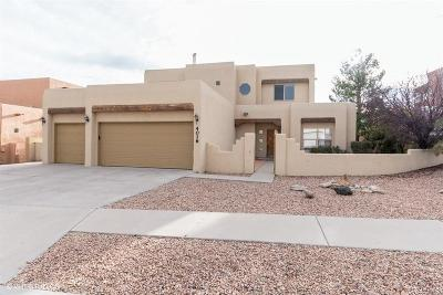 Albuquerque Single Family Home For Sale: 4016 Stowe Road NW
