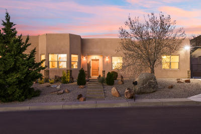 Albuquerque Single Family Home For Sale: 624 Turner Drive NE