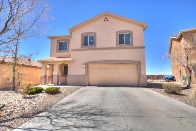 Rio Rancho Single Family Home For Sale: 29 El Camino Loop NW