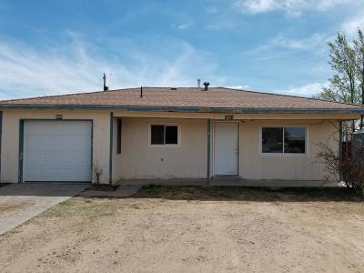 Torrance County Single Family Home For Sale: 808 Center Street