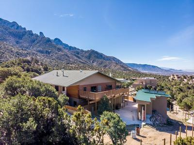 Albuquerque Single Family Home For Sale: 5 Circle Drive