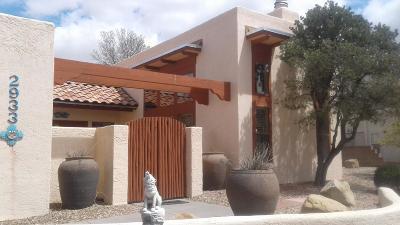 Rio Rancho Single Family Home For Sale: 2933 Trevino Drive SE