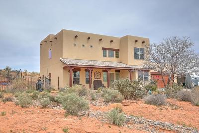 Rio Rancho Single Family Home For Sale: 2605 Inca Road NE