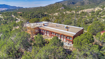 Cedar Crest NM Single Family Home For Sale: $407,000