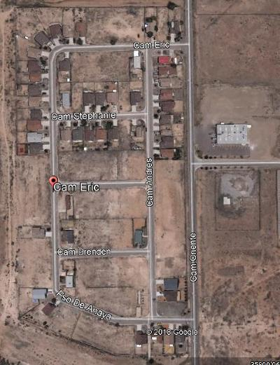 Torrance County Residential Lots & Land For Sale: Camino Andres (Lot 22, Blk16)