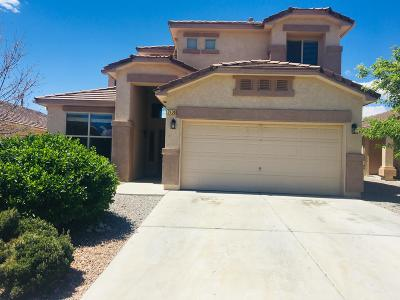 Rio Rancho Single Family Home For Sale: 2108 Violeta Circle SE