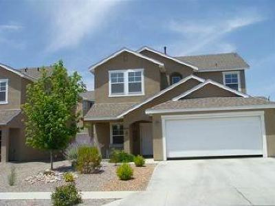 Albuquerque NM Single Family Home For Sale: $218,000