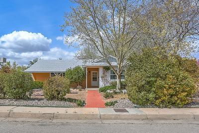 Albuquerque NM Single Family Home For Sale: $219,000
