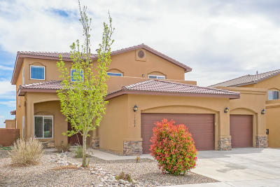 Albuquerque Single Family Home For Sale: 11804 Red Mile Road