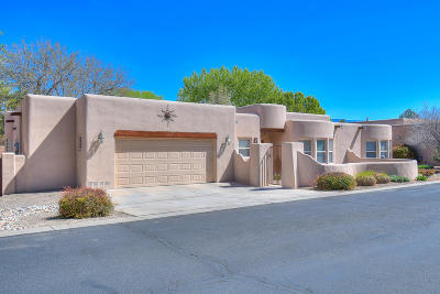 Albuquerque Single Family Home For Sale: 1623 Rancho Guadalupe Trail NW