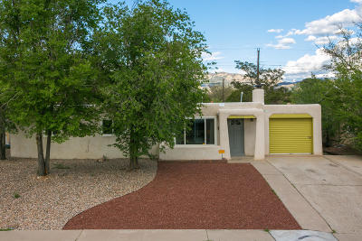 Albuquerque NM Single Family Home For Sale: $198,500