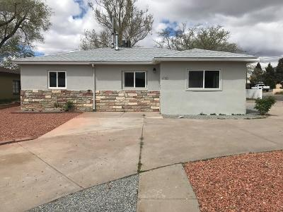 Albuquerque NM Single Family Home For Sale: $179,900