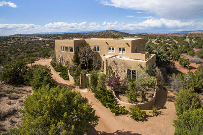 Placitas, Bernalillo Single Family Home For Sale: 113 Buffalo Ridge Court