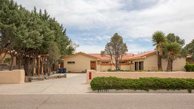 Albuquerque Single Family Home For Sale: 12612 Piru Boulevard SE