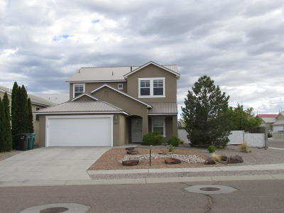 Rio Rancho Single Family Home For Sale: 2001 Alama Drive NE