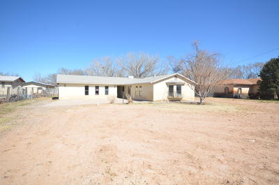 Los Lunas Single Family Home For Sale: 45 Jerome Road