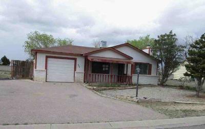 Rio Rancho Single Family Home For Sale: 598 Bahama Drive SE