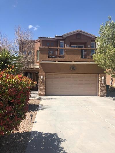 Albuquerque, Rio Rancho Single Family Home For Sale: 49 Willow Trace Court SE