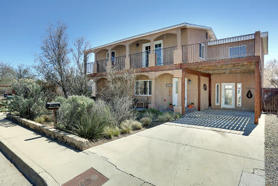 Albuquerque NM Single Family Home For Sale: $300,000