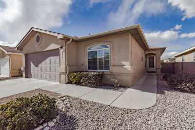 Bernalillo County Single Family Home For Sale: 6619 Country Cove Place NW
