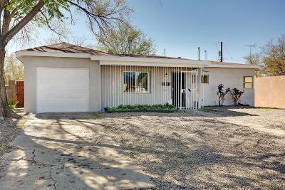 Albuquerque Single Family Home For Sale: 3409 San Pedro Drive NE