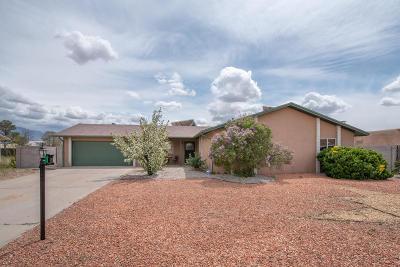 Rio Rancho Single Family Home For Sale: 210 Rincon De Romos Drive SE